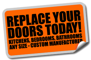 replace your kitchen doors advert nottingham